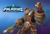 Paladins - Buck Hero + Commando Skin Digital Download CD Key