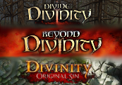 Divinity 3 Games Pack Steam Gift