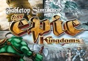 Tabletop Simulator - Tiny Epic Kingdoms + Heroes' Call DLC Steam Gift