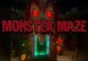Monster Maze VR Steam CD Key