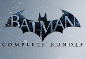 Batman Complete Bundle Steam CD Key