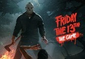 Friday the 13th: The Game Steam CD Key
