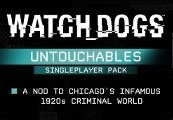 Watch Dogs - The Untouchables DLC EU PS4 CD Key