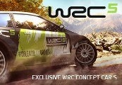 WRC 5 - Concept Car S DLC Steam CD Key