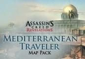 Assassin's Creed Revelations - Mediterranean Traveler Maps Pack DLC Uplay CD Key