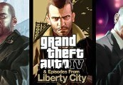 Grand Theft Auto IV Complete Edition Games for Windows Live Key