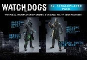 Watch Dogs - DEDSEC Outfit + Chicago South Club Skin Pack DLC EU Uplay CD Key