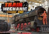 Train Mechanic Simulator 2017 Steam Gift