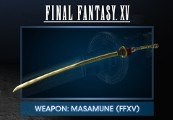 Final Fantasy XV - Masamune Sword DLC US PS4 CD Key