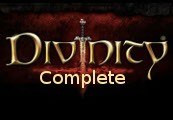 Divinity 3 Games Complete Pack Clé Steam