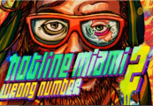 Hotline Miami 2: Wrong Number RU VPN Required Steam Gift