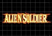 Alien Soldier Steam CD Key