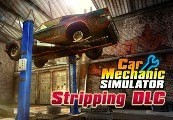 Car Mechanic Simulator 2015 - Car Stripping DLC Steam CD Key