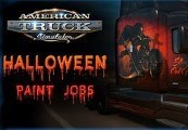 American Truck Simulator - Halloween Paint Jobs Pack DLC Steam Gift