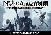 NieR: Automata Day One Edition + 3C3C1D119440927 DLC Steam CD Key