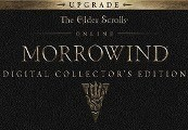 The Elder Scrolls Online: Morrowind Digital Collector's Edition Upgrade Digital Download CD Key