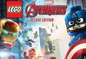 LEGO Marvel's Avengers Deluxe Edition NA PS4 CD Key