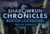 Shadowrun Chronicles: Boston Lockdown - Deluxe Upgrade DLC Steam CD Key
