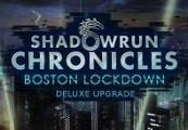 Shadowrun Chronicles: Boston Lockdown - Deluxe Upgrade DLC Steam CD Key