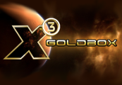 X3: GoldBox Steam CD Key