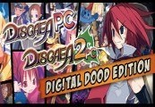 Disgaea 1 PC + Disgaea 2 PC Digital Doods Edition Steam CD Key