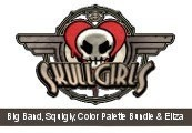 Skullgirls + Big Band, Squigly, Color Palette Bundle and Eliza DLC Steam CD Key