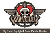 Skullgirls + Big Band, Squigly and Color Palette Bundle DLC Clé Steam