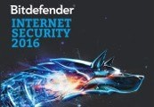Bitdefender Internet Security 2016 Key (1 Year / 1 PC)