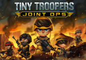 Tiny Troopers Joint Ops EU PS3 / PS4 / PS Vita Key