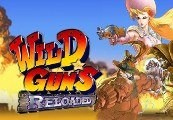 Wild Guns Reloaded Steam CD Key