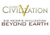 Sid Meier's Civilization V + Civilization: Beyond Earth Steam CD Key