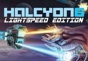 Halcyon 6: Lightspeed Edition EU Steam CD Key