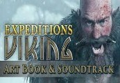 Expeditions: Viking - Soundtrack and Art Book DLC Steam CD Key