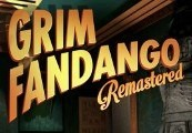 Grim Fandango Remastered ID/MY/PH/SG/TH Steam Gift