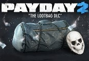 PAYDAY 2 - Lootbag DLC PS3 CD Key