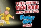Family Guy: Back to the Multiverse - Peter Griffin's Man Boob Mega Sweat Pack DLC Steam CD Key