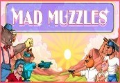 Mad Muzzles Steam CD Key