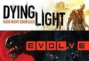 2015 Survival Kit: Evolve + Monster Expansion Pack & Dying Light + Be The Zombie Uncut 2in1 Bundle RU VPN Required Steam CD Key