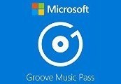 Groove Music Pass - 1 Month Subscription US XBOX One CD Key