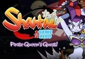 Shantae: Half-Genie Hero - Pirate Queen's Quest DLC Steam CD Key