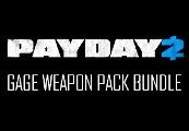 PAYDAY 2 - Gage Weapon Pack Bundle Steam CD Key