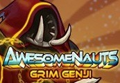 Awesomenauts - Grim Genji Skin DLC Steam CD Key