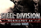 Steel Division: Normandy 44 - Second Wave RU VPN Required Clé Steam