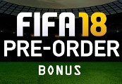 FIFA 18 - Preorder Bonus DLC Clé Origin