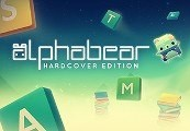 Alphabear: Hardcover Edition Steam CD Key