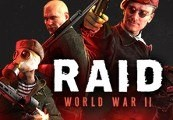 RAID: World War II DE Steam CD Key