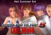 DEAD OR ALIVE 5 Last Round - Hot Summer Costume Set DLC ASIA Steam Gift