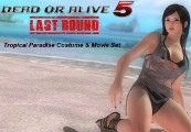 DEAD OR ALIVE 5 Last Round - Tropical Paradise Costume & Movie Set DLC ASIA Steam Gift