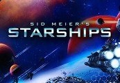 Sid Meier's Starships Steam Gift