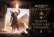 Assassin's Creed: Origins + Secrets of the First Pyramids DLC EU Uplay CD Key
